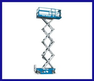 GS2032 20' Scissor Lift