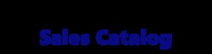 sales catalog title